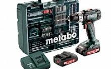 Metabo Trapano avvitatore SB 18 L a percussione a batteria