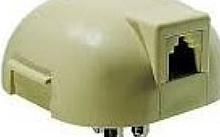 Faeg Spina telefonica tripolare plug 6/4+ filtro ADSL