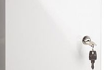Bticino Contenitore metallico bianco per centrale antifurto da 16 ingressi