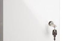 Bticino Contenitore metallico bianco per centrale antifurto da 48 ingressi