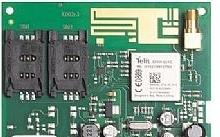 Bticino Scheda comunicatore GSM/GPRS completa di 4 supporti plastici