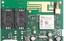 Bticino Scheda comunicatore GSM/GPRS contenitore plastico slim