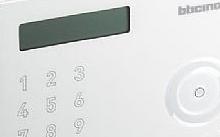 Bticino Tastiera multifunzione con display LCD bianco