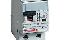 Bticino Interruttore magnetotermico differenziale 2P 10A 4,5 kA