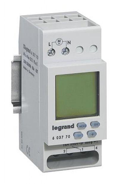 Relé Interruttore Orario Legrand 603770