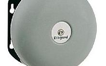 Legrand Suoneria metallo grigio N15/250V