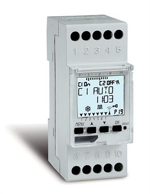 Relé Interruttore Orario Perry Electric 1IO3091