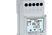 Perry Electric Interruttore digitale orario settimanale annuale a menù 1 canale