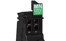 Schneider Electric Bobina di minima tensione MN 208/240 220/240 Vca 50 Hz NSXM PP-B