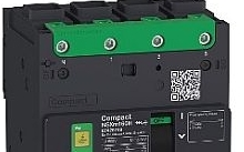 Schneider Electric Interruttore magnetotermico differenziale NSXM 16KA 160A 4P everlink
