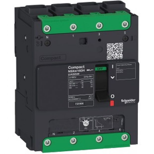 Interruttori Magnetotermici Schneider Electric LV426119