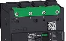Schneider Electric Interruttore magnetotermico NSXM 16KA TM160D 4P/3R everlink