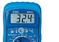EmaCereda Multimetro digitale 5in1 KDM-5A