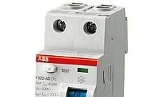ABB Interruttore differenziale puro 2 Poli