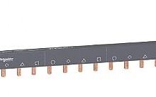 Schneider Electric Pettine di collegamento IC60 4P 12 moduli
