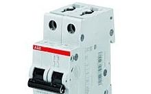 ABB Interruttore magnetotermico S 202 L-C16 2P 16A