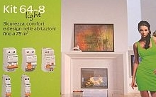 Schneider Electric Kit 64-8 Light - Centralini