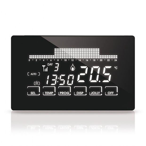 Controllo Temperatura Ambiente Fantini Cosmi CH193WIFI