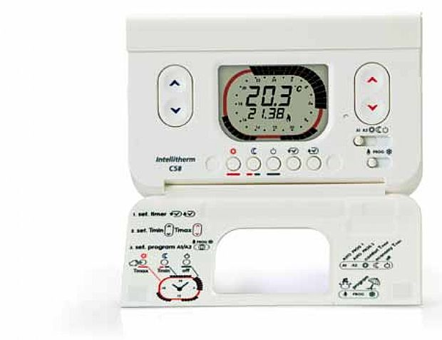 Controllo Temperatura Ambiente Fantini Cosmi C58