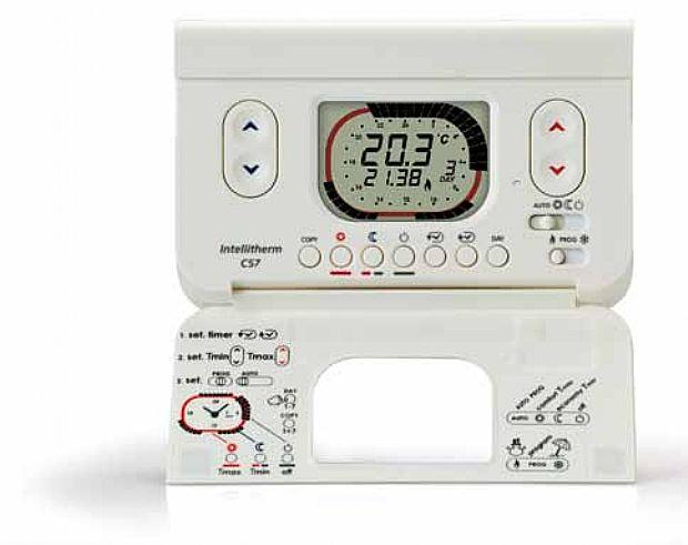 Controllo Temperatura Ambiente Fantini Cosmi C57