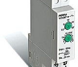 Perry Electric Interruttore temporizzato per luci scala 1 DIN