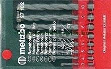 Metabo Serie punte classic per calcestruzzo, 8 pezzi
