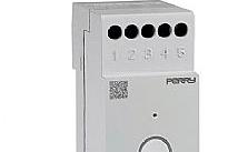 Perry Electric Interruttore orario WI-FI 2 moduli din