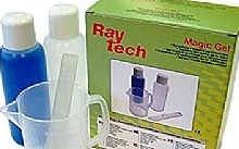 Raytech Magic Gel bicomponente in bottiglia