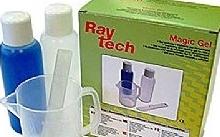 Raytech Magic Gel bicomponente in bottiglia