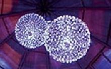 Wimex Sfera richiudibile da 50 cm 10W