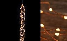 Wimex Cascata di luce bianco caldo