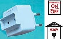 Wimex Presa intermittente elettronica EMC14 1 ingresso
