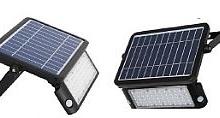 Bot Lighting Proiettore LED solare 5W 500lm 4000°K