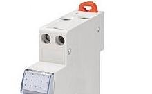 Gewiss Interruttore magnetotermico compatto MTC 45 1P+N curva C 16A 1 modulo