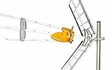 Televes Antenna DAT BOSS UHF, 1mo Dividendo Digitale (LTE790)
