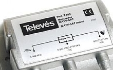 Televes Mix demix TV-SAT (DC)