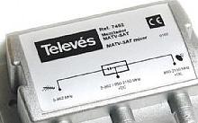 Televes Mix demix TV-SAT (DC)