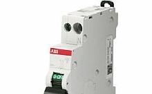 ABB Interruttore magnetotermico SN201 - 1P+N  - 32 A