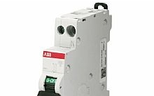 ABB Interruttore magnetotermico SN201 - 1P+N  - 40 A