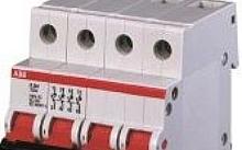 ABB Interruttore sezionatore E90 4p
