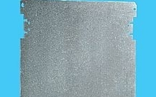 Bocchiotti Piastra di fondo per quadri in vetroresina VTR