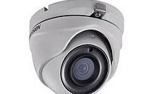 Hikvision Telecamera minidome EXIR Ultra Low-Light da 2 MP IR20