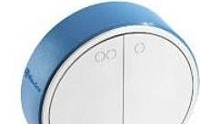 Finder Pulsante wireless a 4 canali Bianco