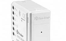Finder Relè multifunzione Bluetooth con 2 canali di uscita Bianco