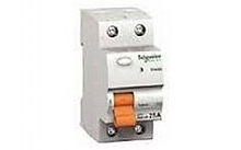 Schneider Electric Interruttore differenziale DomB2 2P 25A 30mA Tipo AC