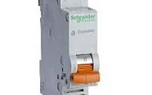 Schneider Electric Interruttore magnetotermico DomA45 1P+N C 6A 4500A