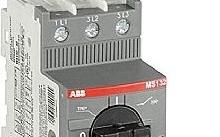 ABB Interruttore Salvamotore MS132 0,40-0,63A 100 kA EP 878 1