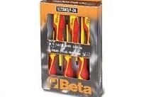 Beta Serie di 6 giravite slim