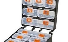 Beta Valigia organizer con 12 vaschette asportabili