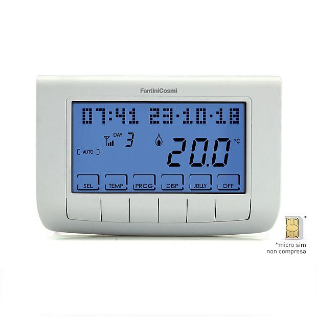 Controllo Temperatura Ambiente Fantini Cosmi CH140GSM2
